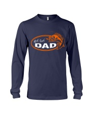 Reel Cool Dad Long Sleeve Tee front