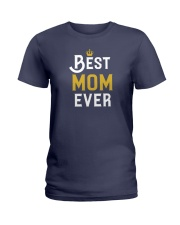 Best Mom Ever Ladies T-Shirt thumbnail