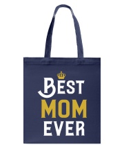 Best Mom Ever Tote Bag thumbnail