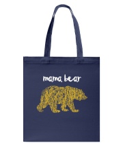 Mama Bear Tote Bag tile