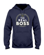 The Real Boss Hooded Sweatshirt thumbnail
