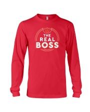 The Real Boss Long Sleeve Tee thumbnail
