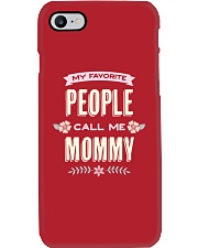 My favorite people call me mommy Phone Case thumbnail