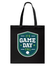 It's Game Day Y'all Tote Bag thumbnail