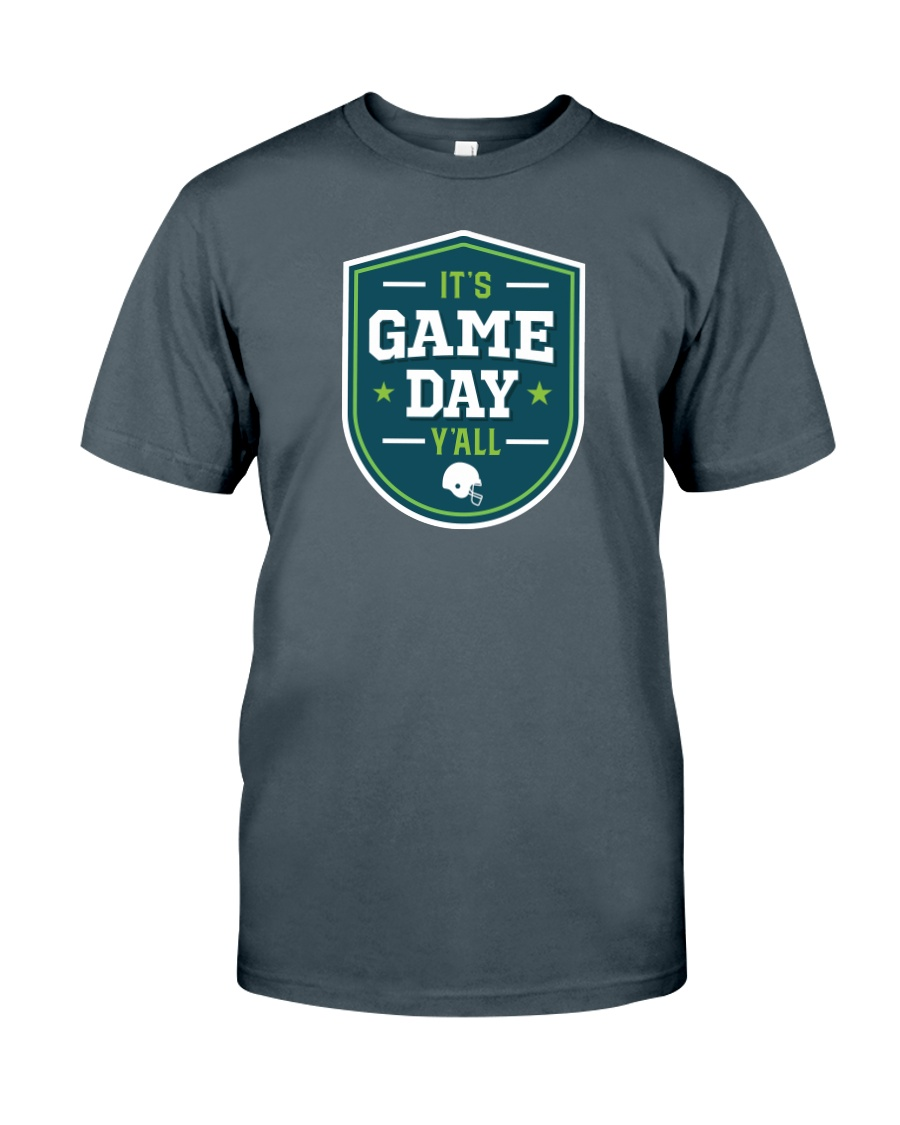 It's Game Day Y'all Classic T-Shirt