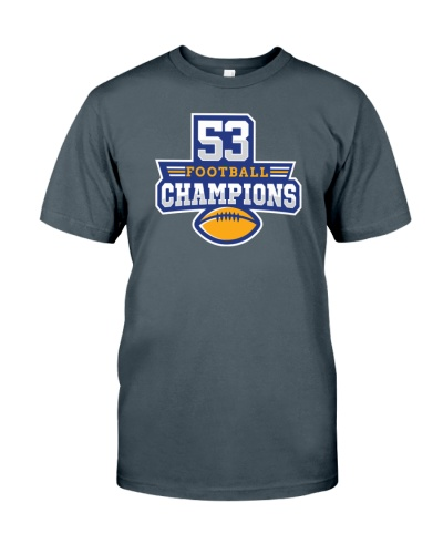 53 Football Champions Los Angeles
