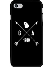 Georgia Hipster Phone Case thumbnail