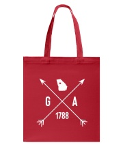 Georgia Hipster Tote Bag tile