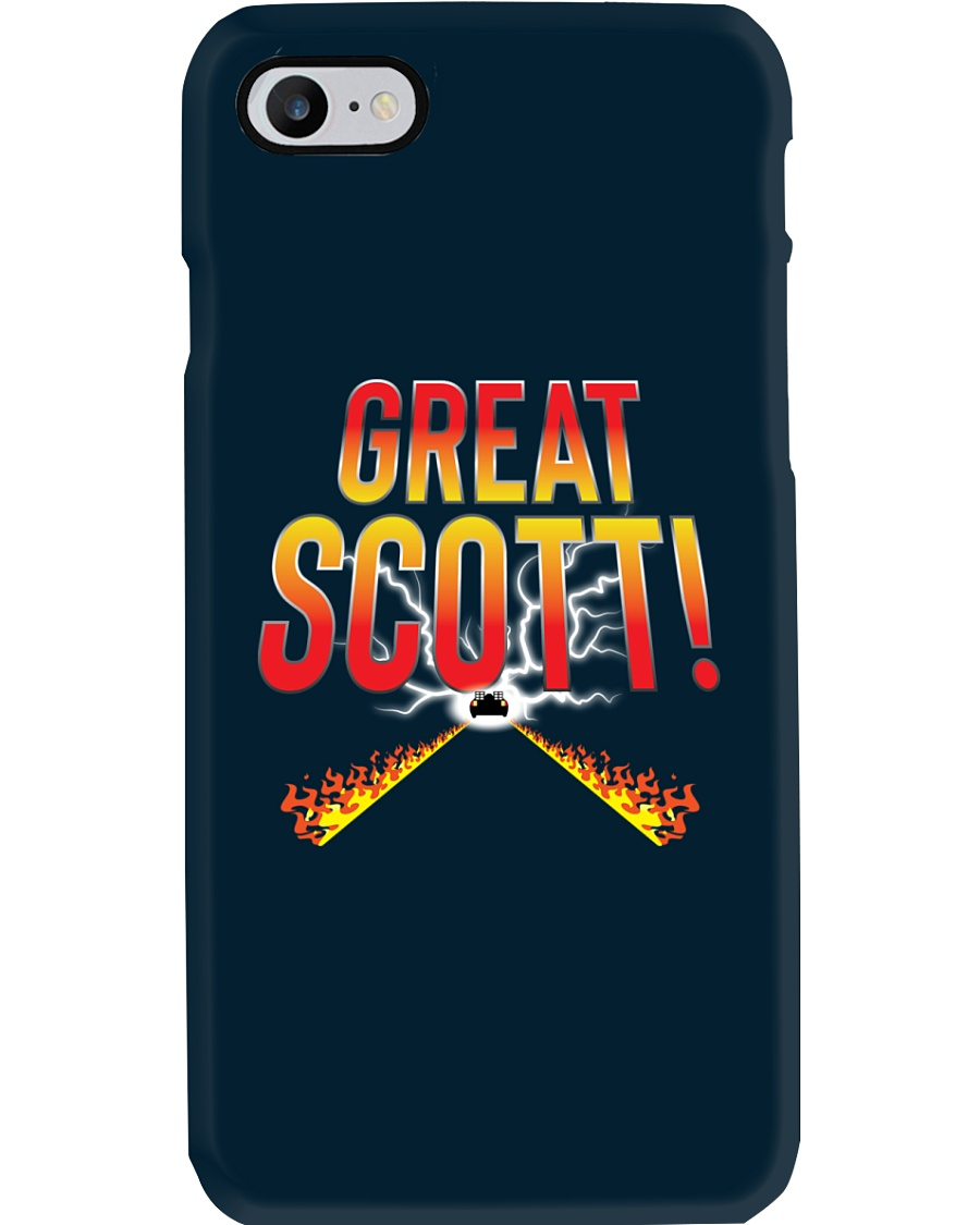Great Scott Phone Case