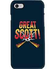 Great Scott Phone Case i-phone-7-case