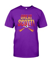 Great Scott Classic T-Shirt front
