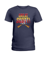 Great Scott Ladies T-Shirt thumbnail