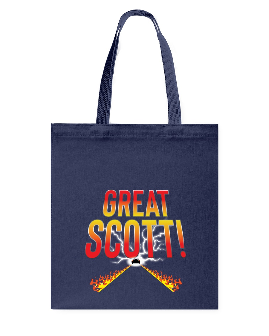Great Scott Tote Bag