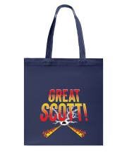 Great Scott Tote Bag front