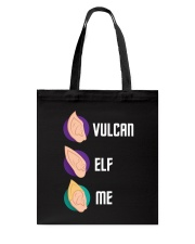 Vulcan Elf Me Tote Bag thumbnail