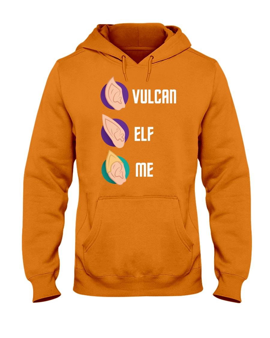 Vulcan Elf Me Hooded Sweatshirt