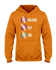 Vulcan Elf Me Hooded Sweatshirt tile
