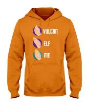 Vulcan Elf Me Hooded Sweatshirt front