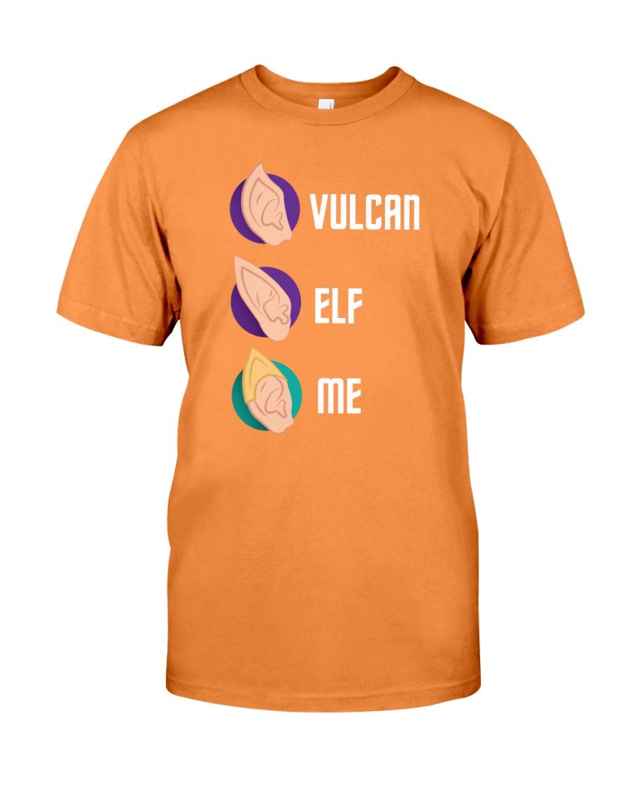 Vulcan Elf Me Premium Fit Mens Tee