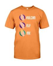 Vulcan Elf Me Premium Fit Mens Tee front