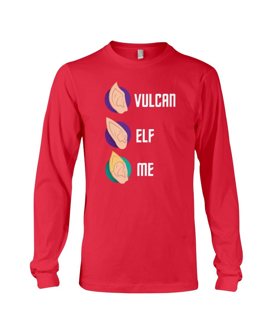 Vulcan Elf Me Long Sleeve Tee
