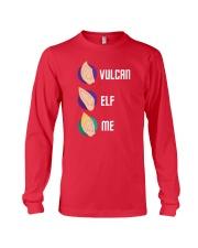 Vulcan Elf Me Long Sleeve Tee front
