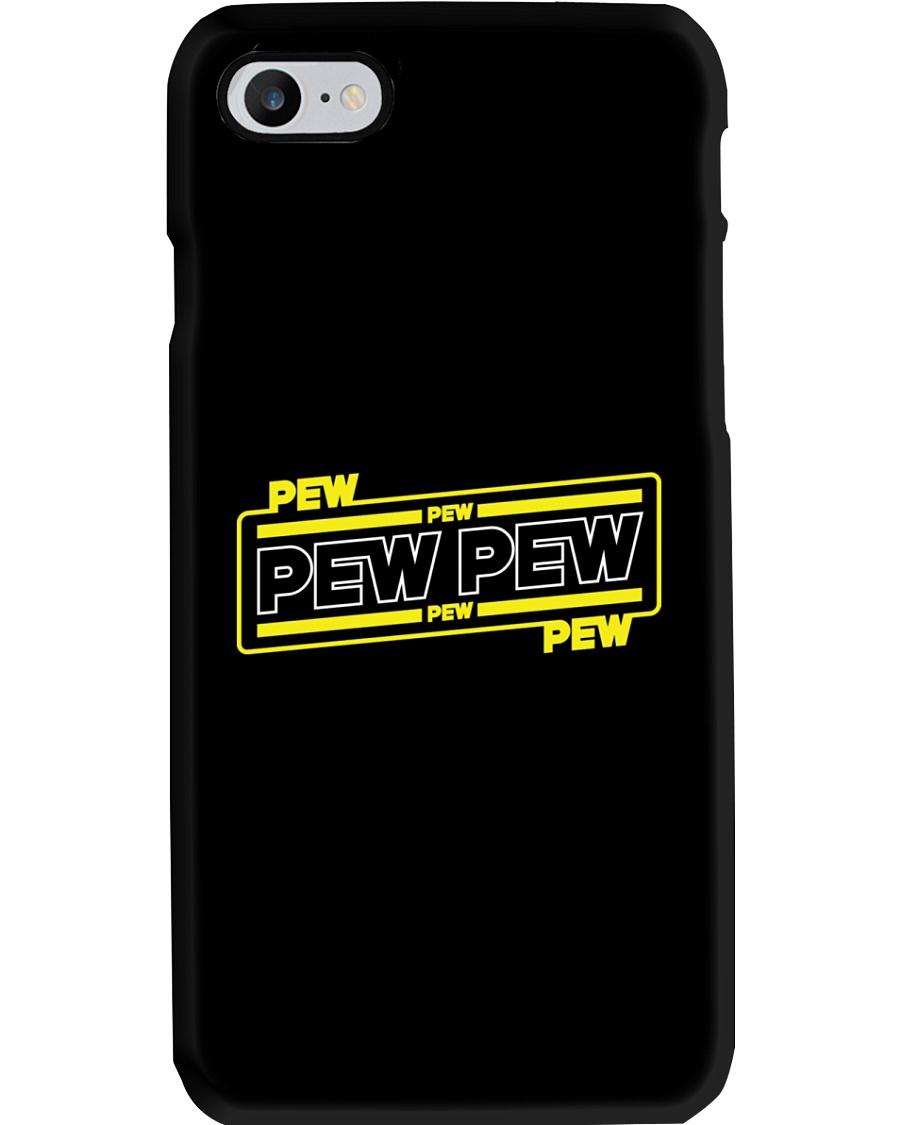 Pew Pew Phone Case