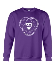 Life The Universe Everything 42 Crewneck Sweatshirt thumbnail