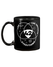 Life The Universe Everything 42 Mug back