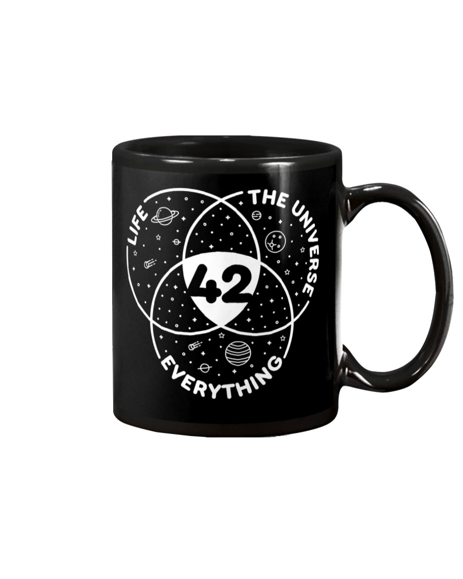 Life The Universe Everything 42 Mug