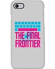 Space The Final Frontier Phone Case tile