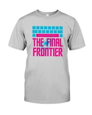 Space The Final Frontier Classic T-Shirt thumbnail