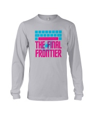 Space The Final Frontier Long Sleeve Tee tile