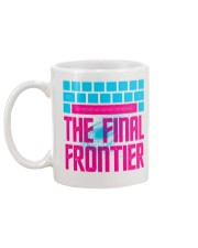 Space The Final Frontier Mug back