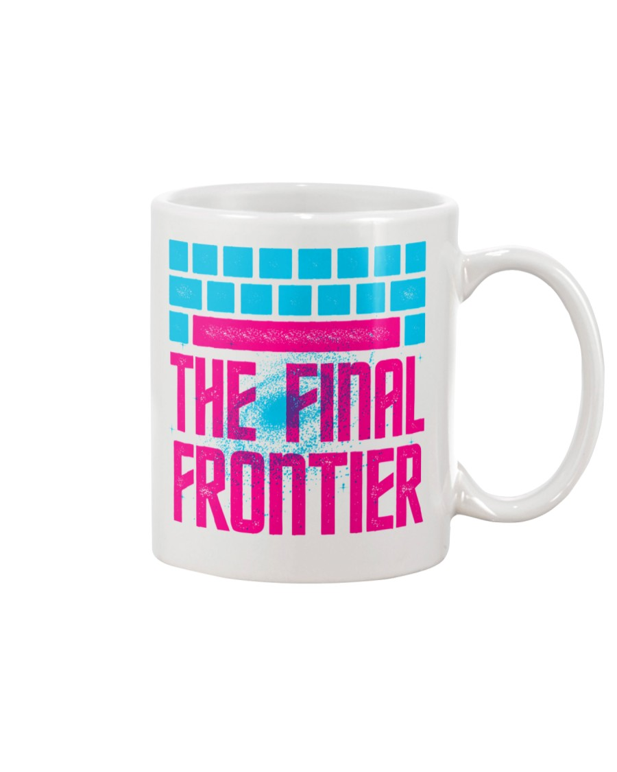 Space The Final Frontier Mug