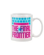 Space The Final Frontier Mug tile