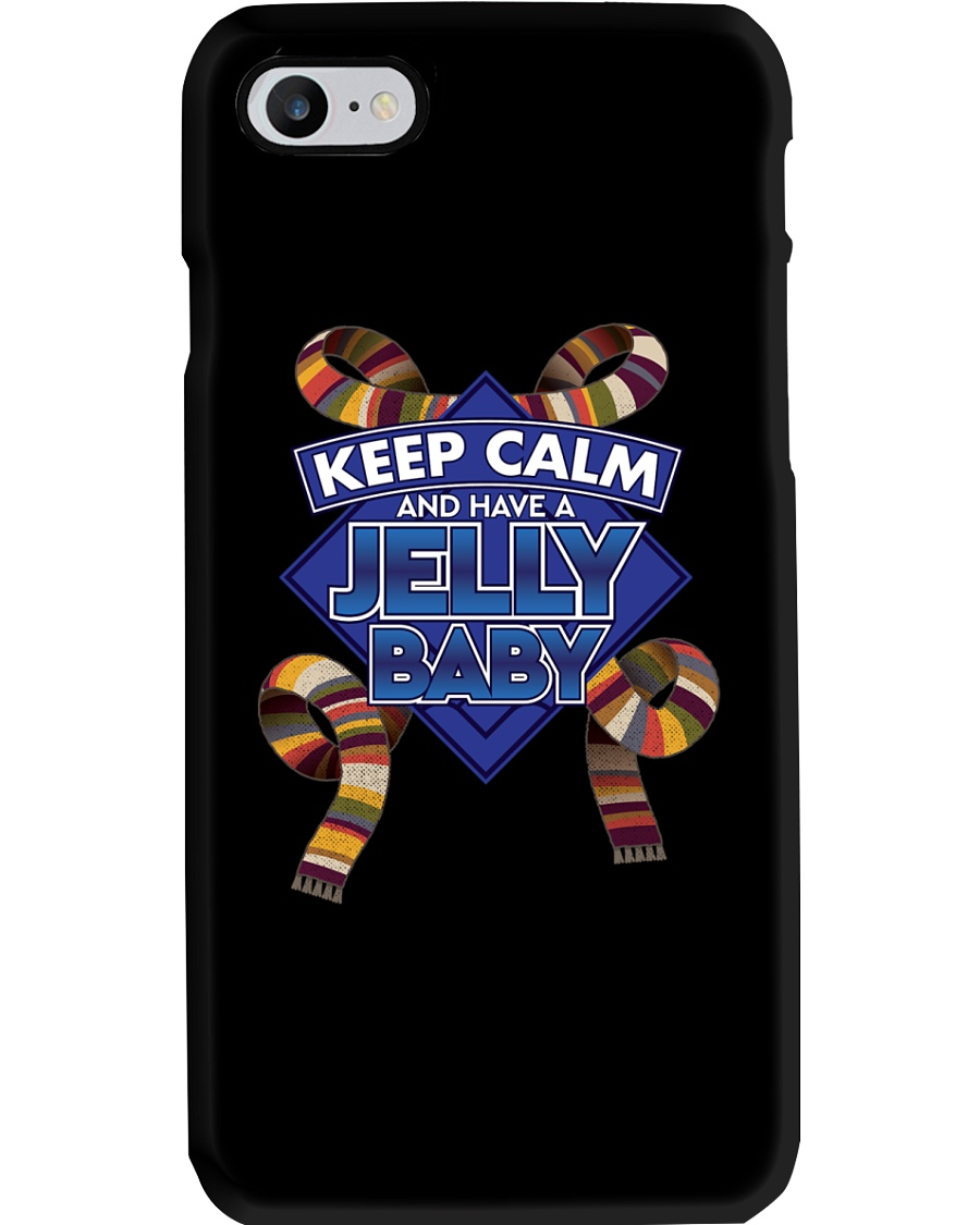 Keep Calm And Have A Jelly Baby Phone Case