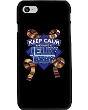 Keep Calm And Have A Jelly Baby Phone Case tile