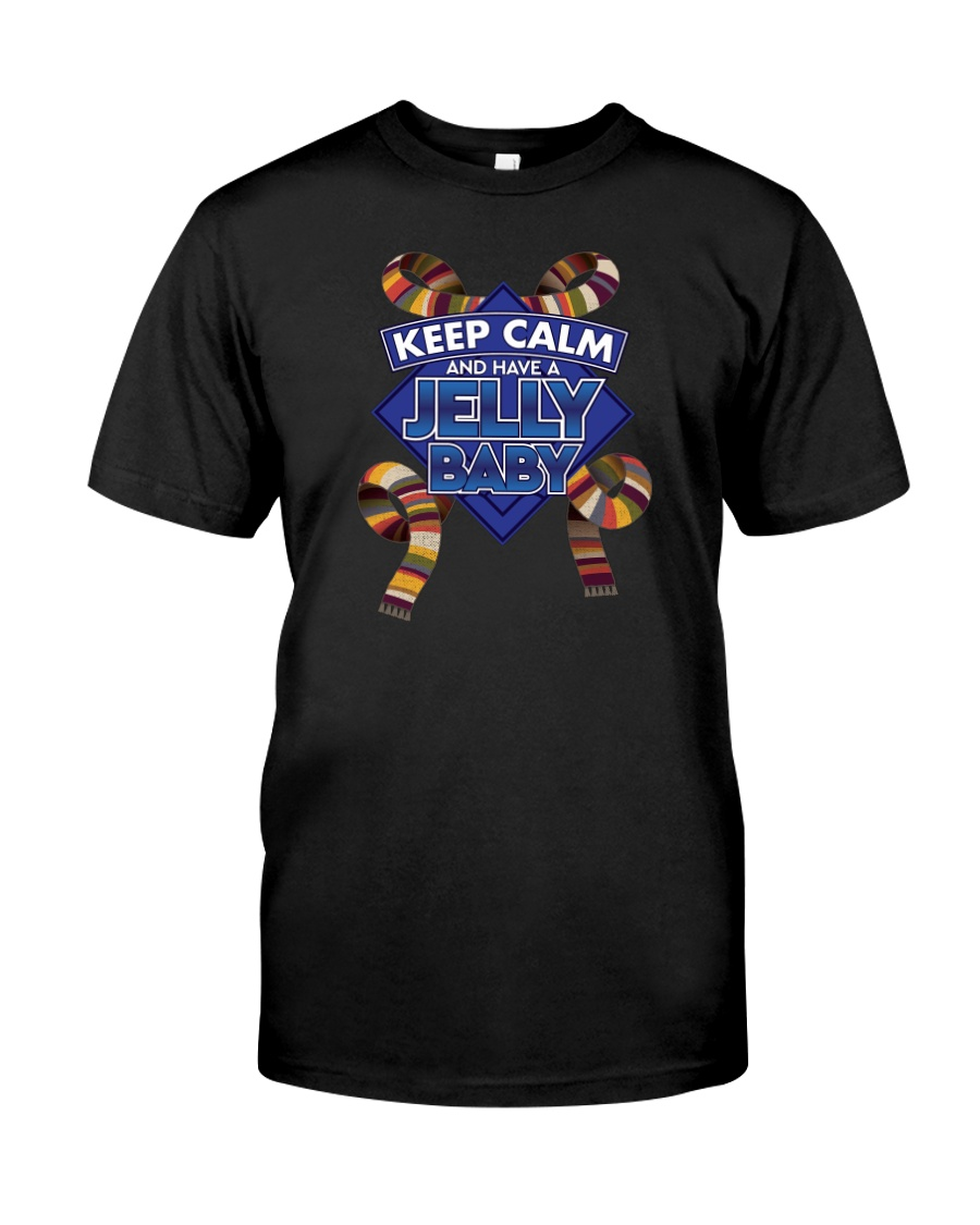Keep Calm And Have A Jelly Baby Classic T-Shirt