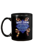 Keep Calm And Have A Jelly Baby Mug back