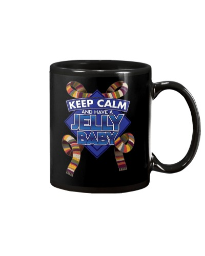 Keep Calm And Have A Jelly Baby