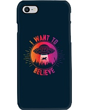 I Want To Believe Phone Case thumbnail