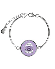 Catstronaut Metallic Circle Bracelet thumbnail