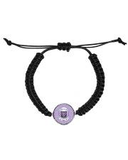Catstronaut Cord Circle Bracelet thumbnail