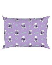 Catstronaut Rectangular Pillowcase back