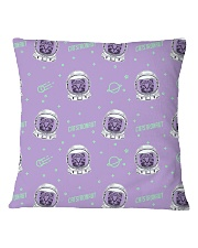 Catstronaut Square Pillowcase front