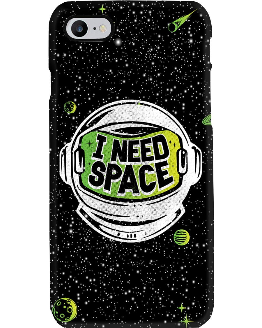 I Need Space Phone Case