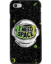 I Need Space Phone Case tile