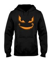 Dark Pumpkin Hooded Sweatshirt thumbnail