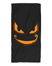 Dark Pumpkin Beach Towel thumbnail